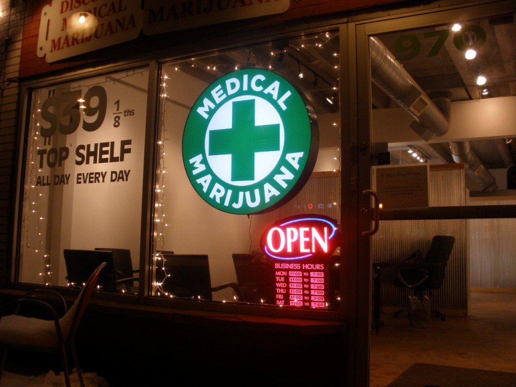 Krótkie spojrzenie na medyczną marihuanę, thc thc.info