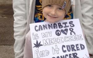 9 letnia dziewczynka, która w leczeniu raka stosowała medyczną marihuanę, thc thc.info