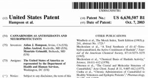 patent-na-medyczna-marihuane-marihuana-cbd-thc-medycyna-lek-usa