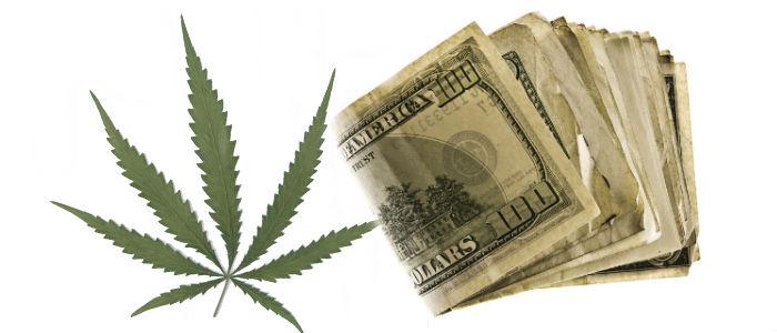 Sprzedaż legalnej marihuany w Ameryce Północnej wyniosła ponad 6 miliardów dolarów w ubiegłym roku, thc thc.info