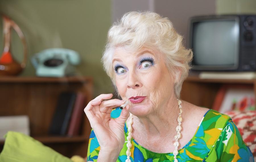 Odmiany Marihuany Skierowane do Osób Starszych, thc thc.info